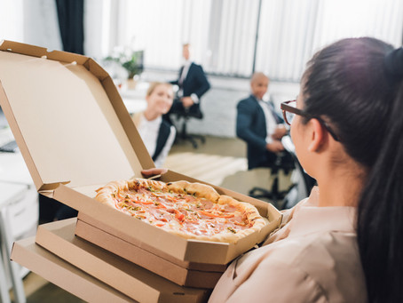 Nutritious Food at Work May Improve Wellness Outcomes