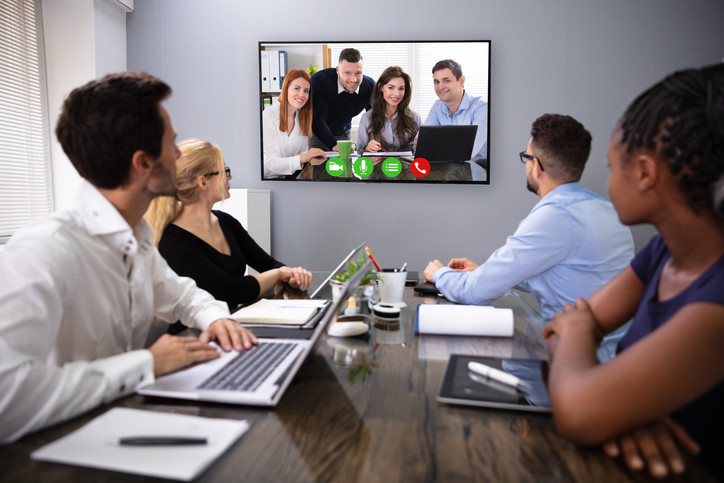 Combatting Unconscious Bias in Virtual Team Meetings