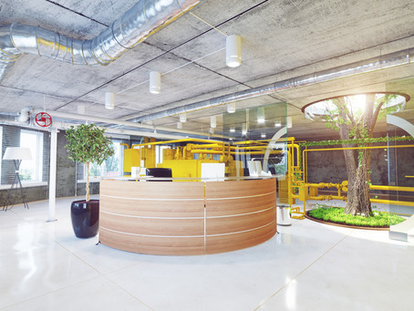 Boost Employee Well-Being With a Well-Designed Work Environment