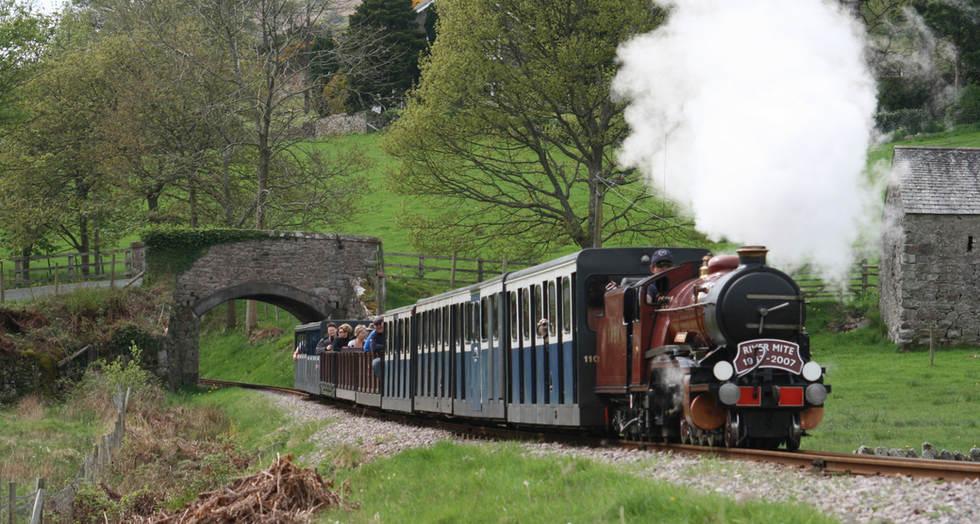 The Ravenglass and Eskdale Railway
