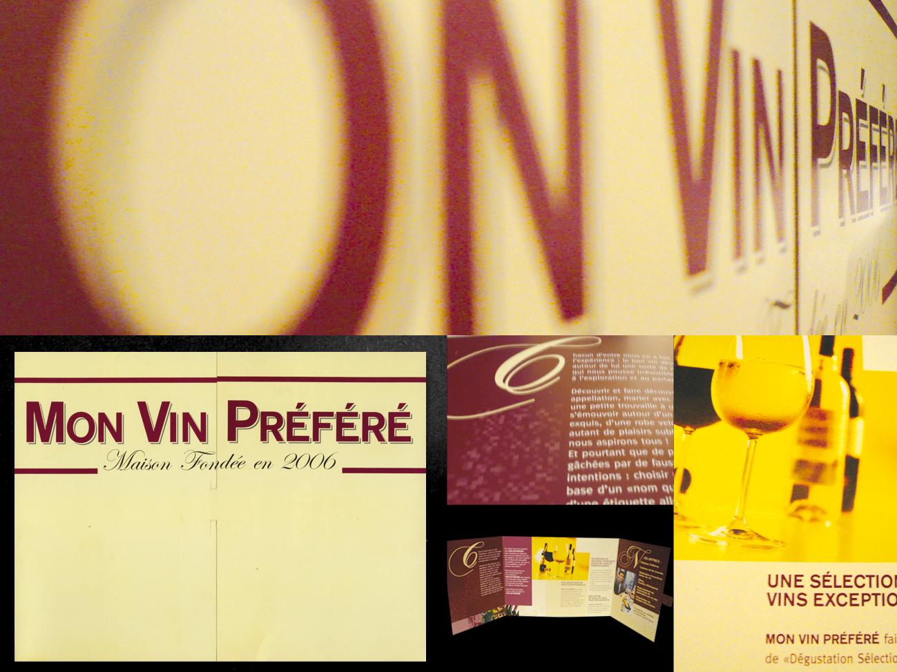 Mon Vin Préféré