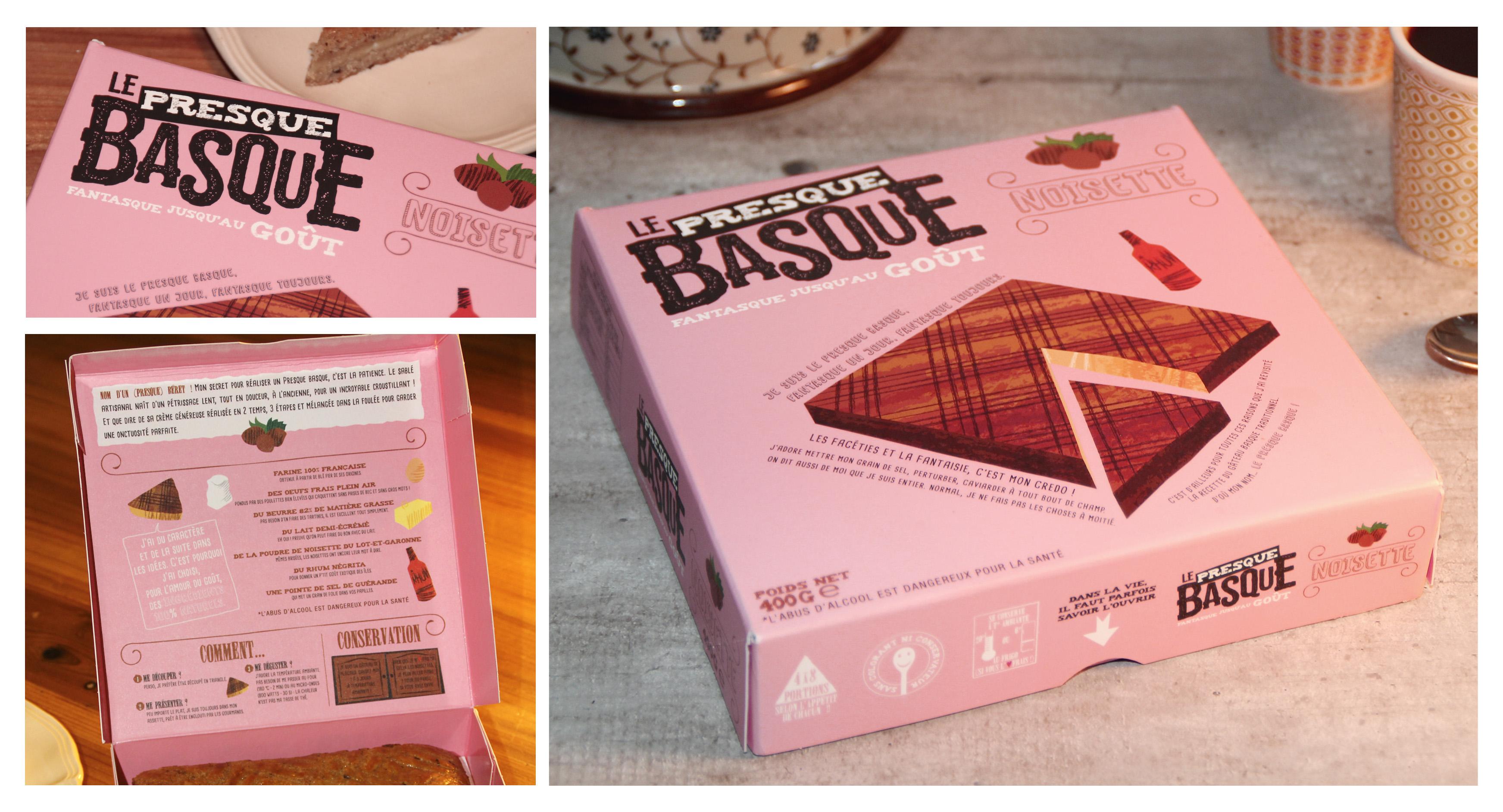 Le Presque Basque