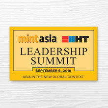 Hindustan Times-Mint Asia Leadership Summit 2019 - Event Management and Collaterals Design