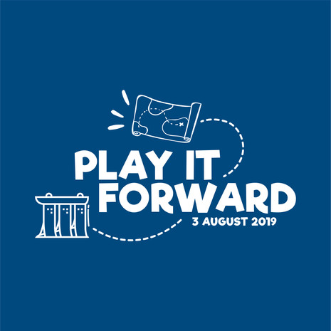Marine Bay Sands Play It Forward 2019 - Event Branding Design