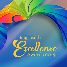 SingHealth Excellence Awards 2019 - Event Branding Design