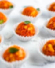 Carrot Truffles