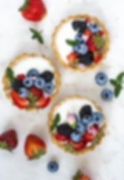 Breakfast tarts
