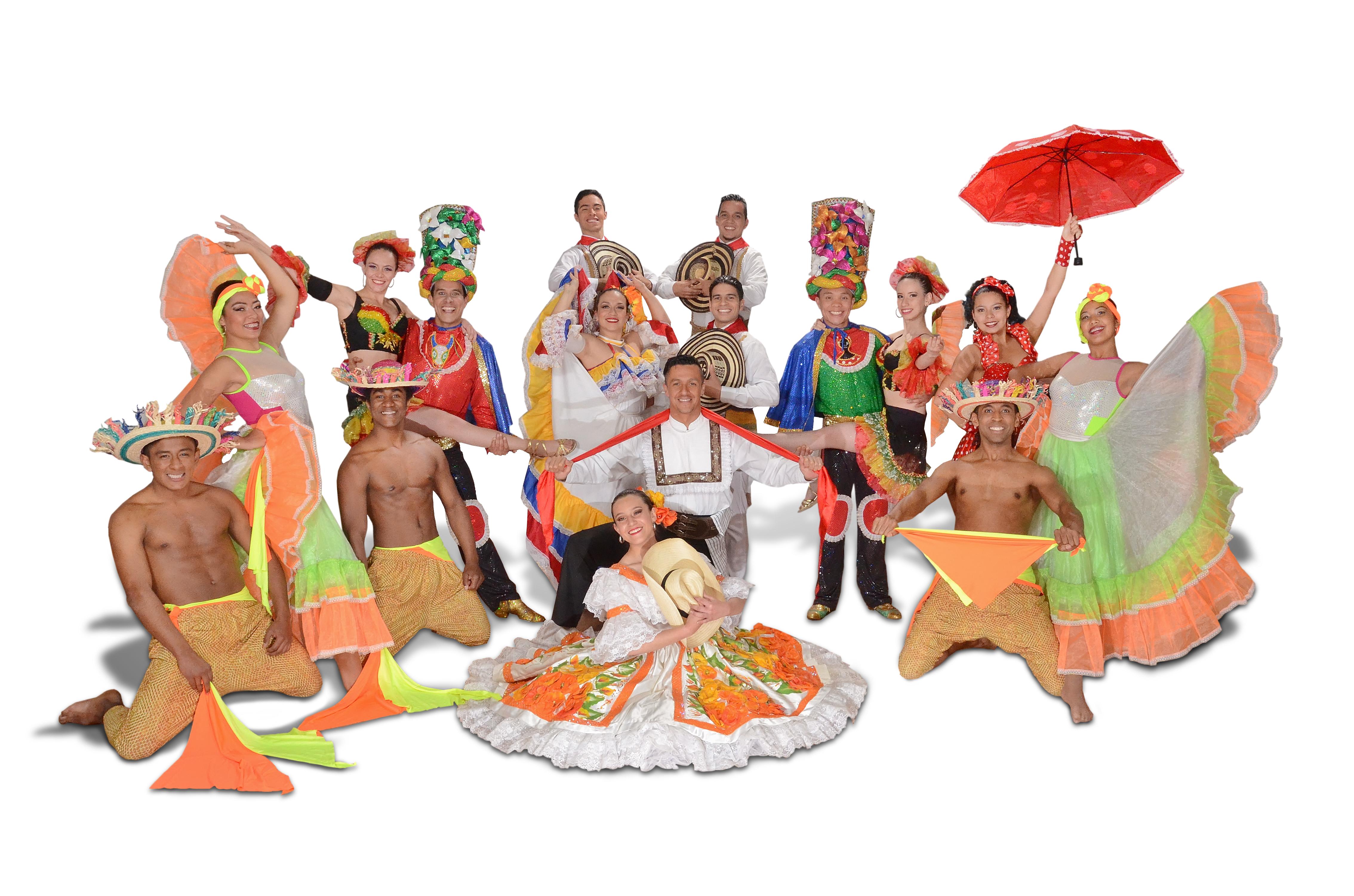 Bailarte Creativos - Colombie