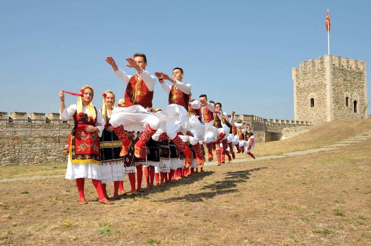 Goce Markoski - Macédoine
