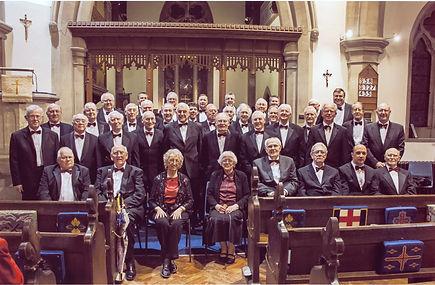 FCMVC Annual Concert 2013, Ruth Hunt ret