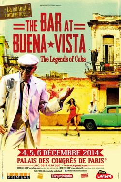 THE BAR AT BUENA VISTA