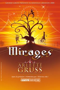 Mirages - Cirque Arlette Gruss