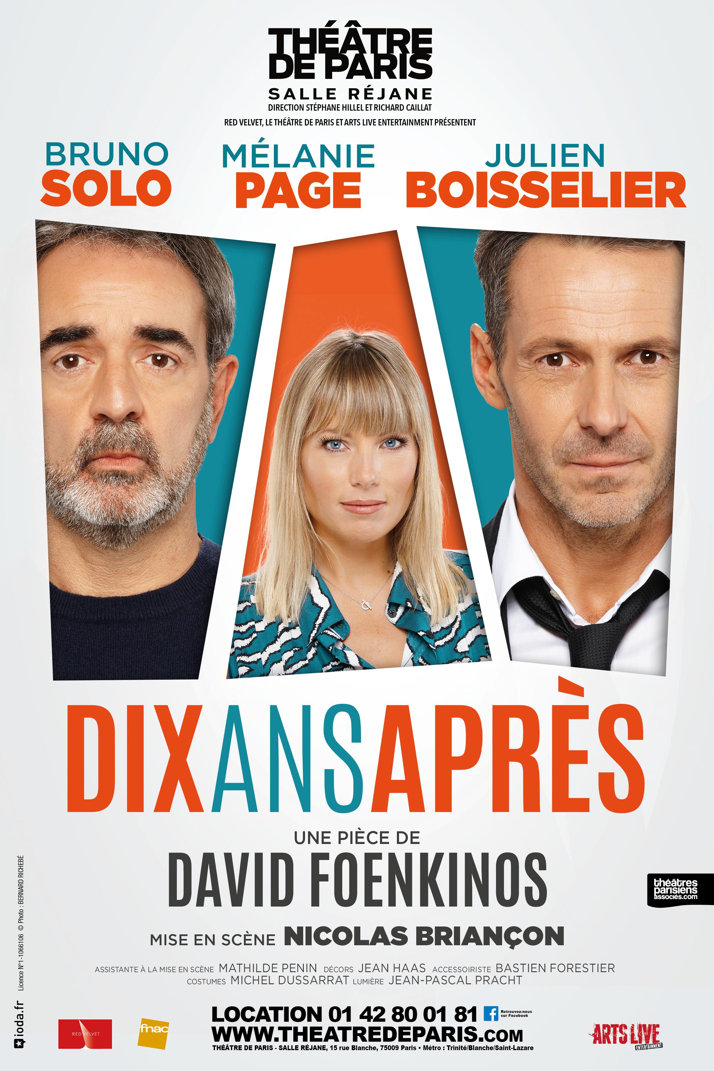 DIX ANS APRÈS