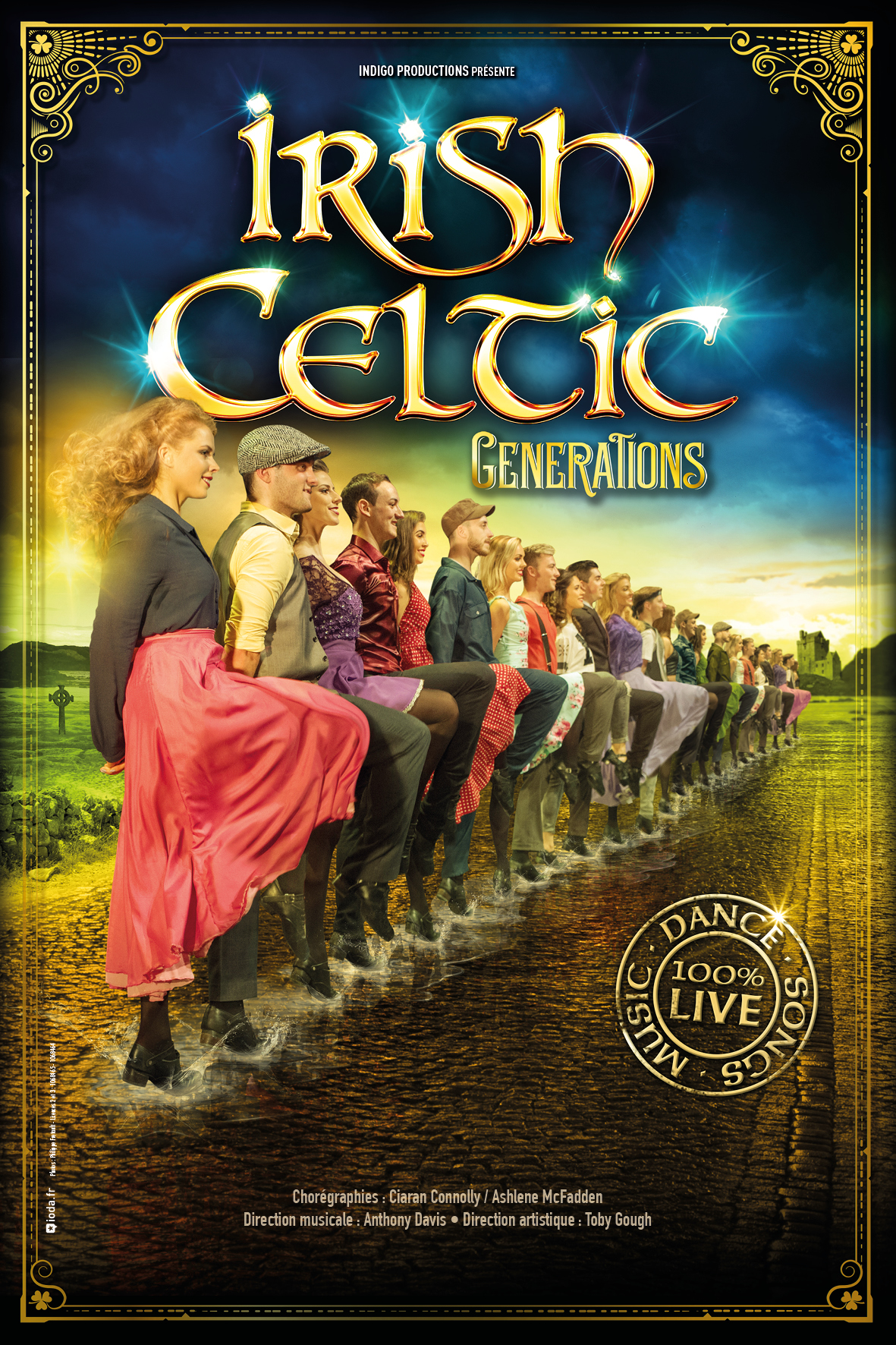 IRISH CELTIC GENERATION