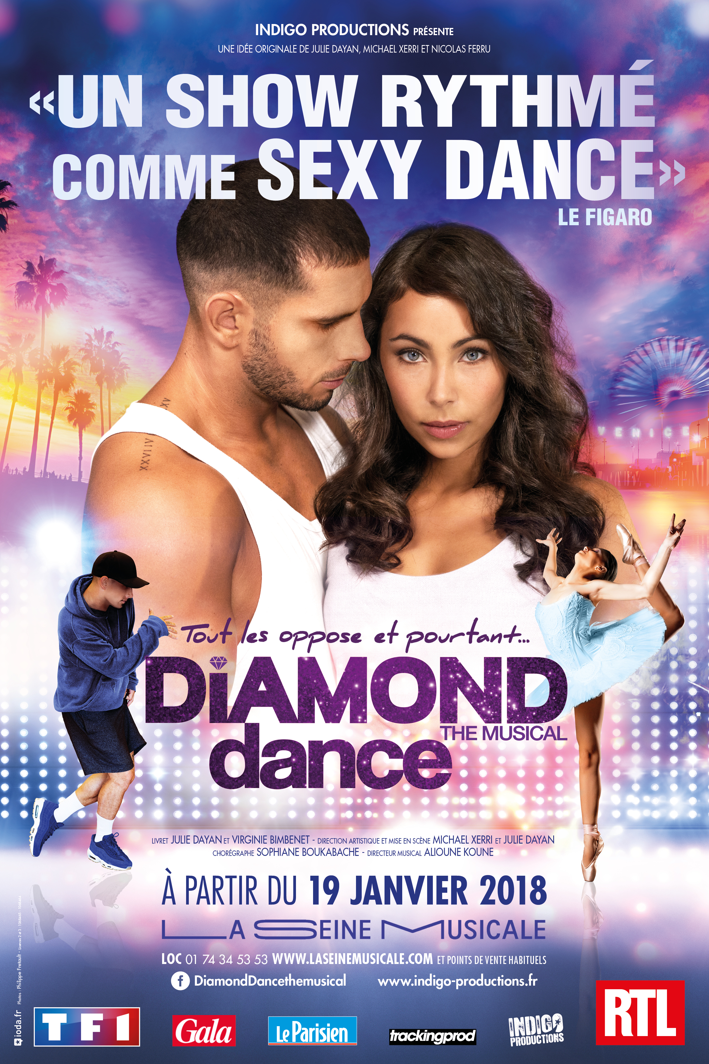 DIAMOND DANCE