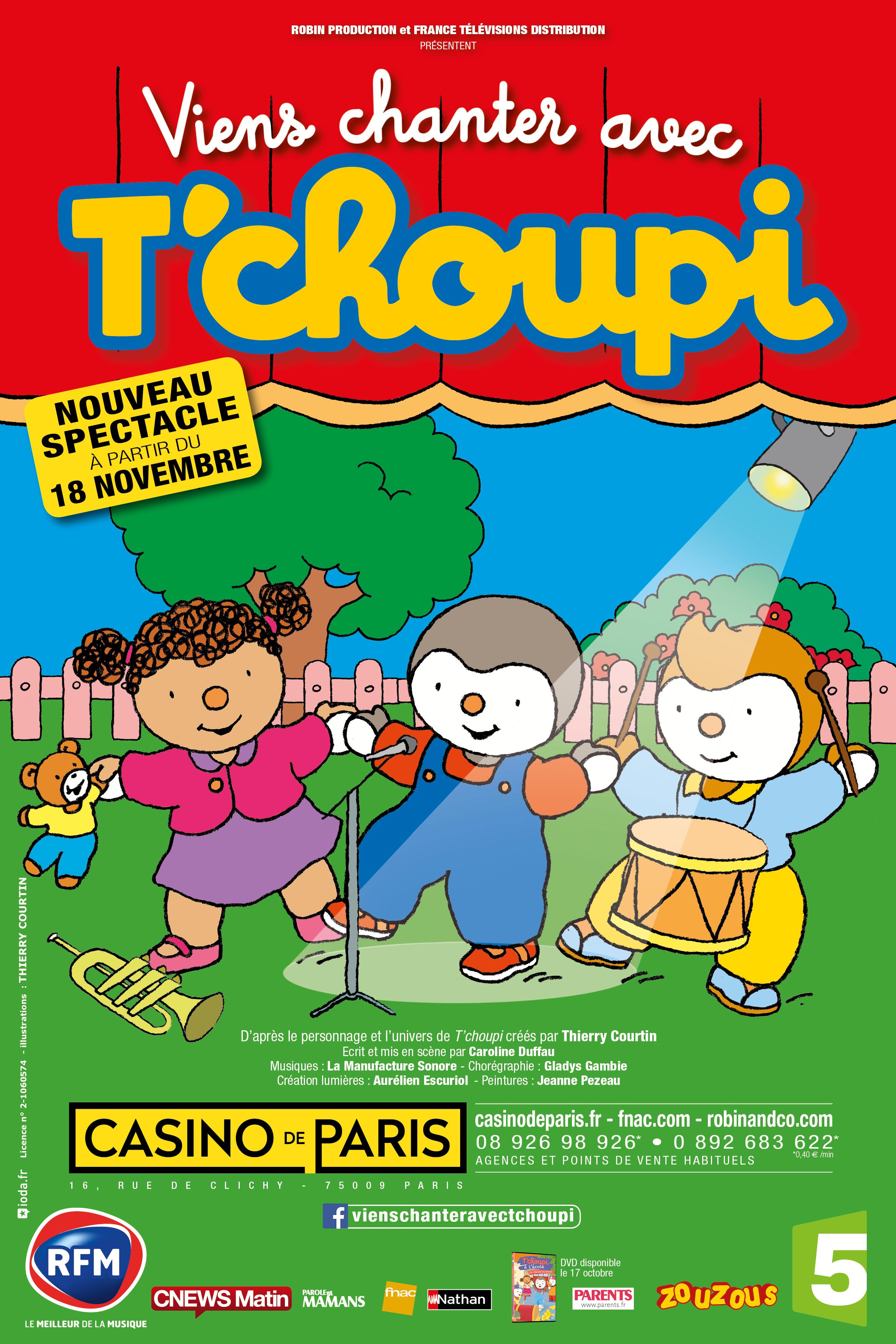 TCHOUPI 2018