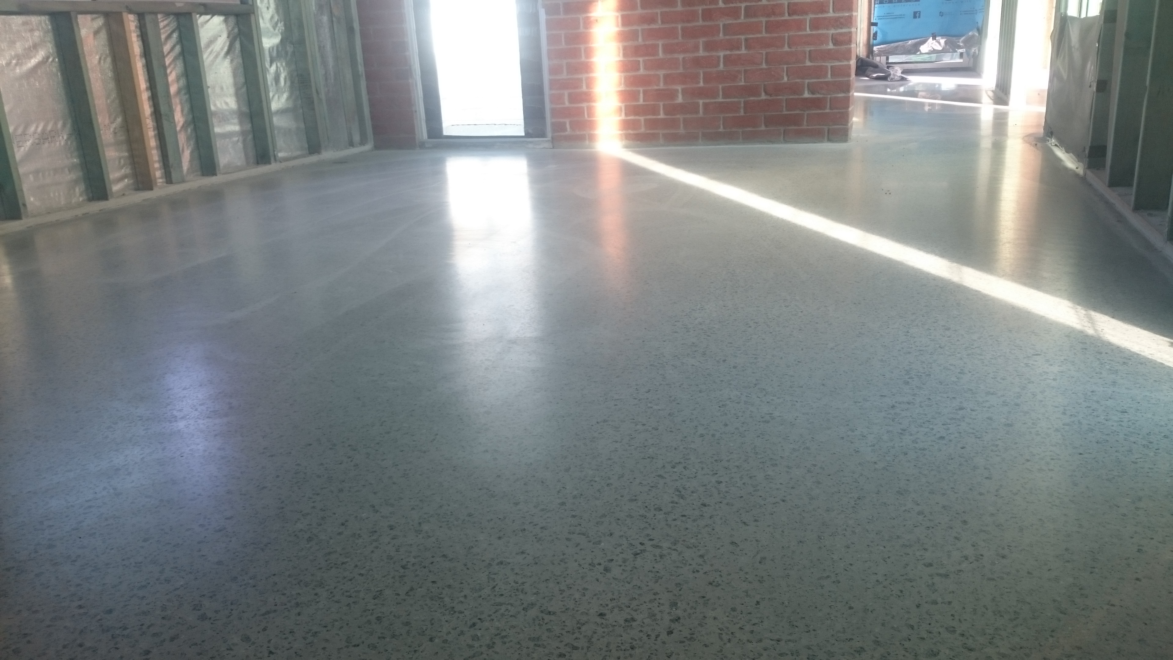 Honed Concrete 100grit