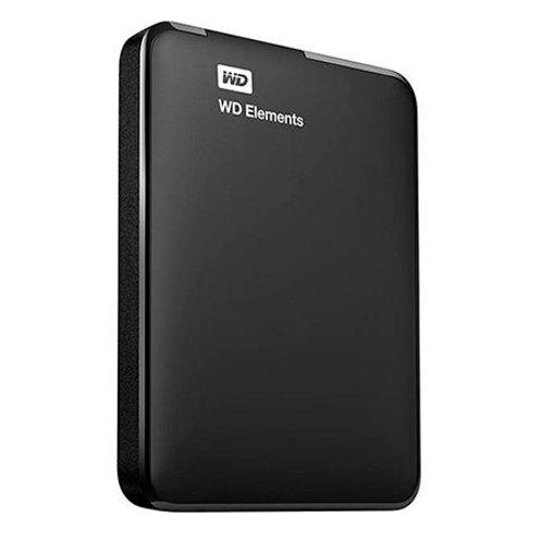 HD Externo Portátil WD Elements