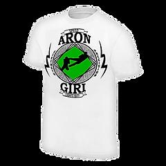 Aron Giri T Shirt weiß.png