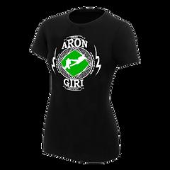 Aron Giri T Shirt Women schwarz.png