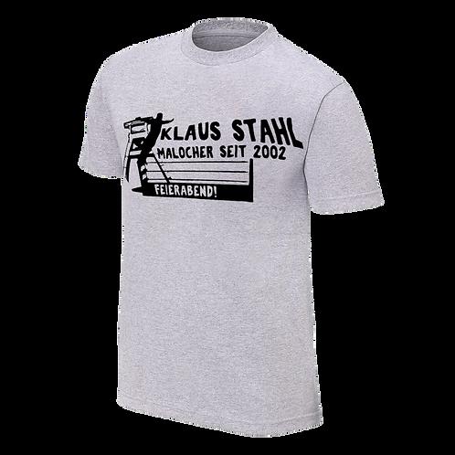 "Klaus Stahl ""Feierabend"" T Shirt"