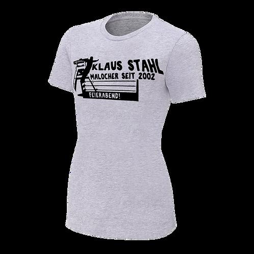 "Klaus Stahl ""Feierabend"" Women´s T Shirt"