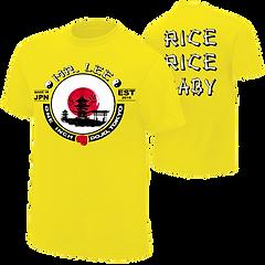 Mr.Lee Dojo Shirt front.png