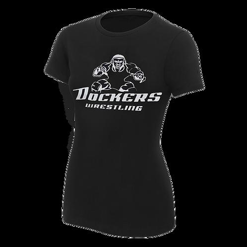 Dockers Wrestling T Shirt Woman