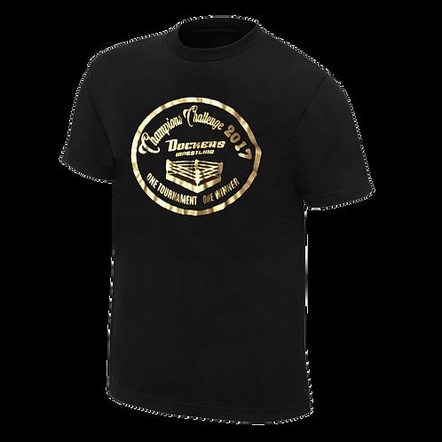 Champions Challenge 2017 T Shirt