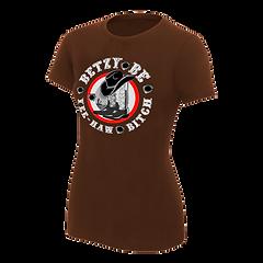Betzy Be Yee Haw T Shirt braun Women.png