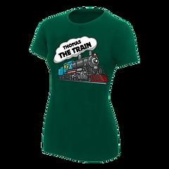 Thomas The Train T Shirt women.png