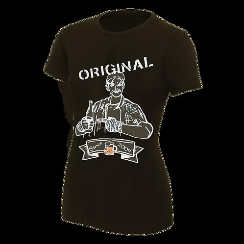 "Bierhannes ""Original since 2009"" Women´s T Shirt"