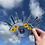 Thumbnail: Third Eye Floral Suncatcher