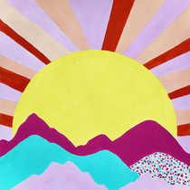 Pop Sunset
