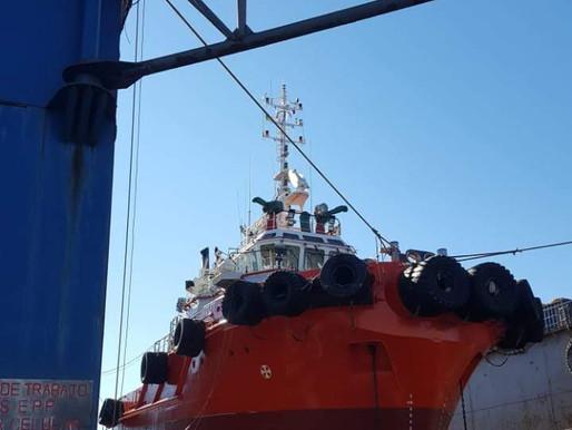 Haciendo una gran diferencia con la quinta embarcación...