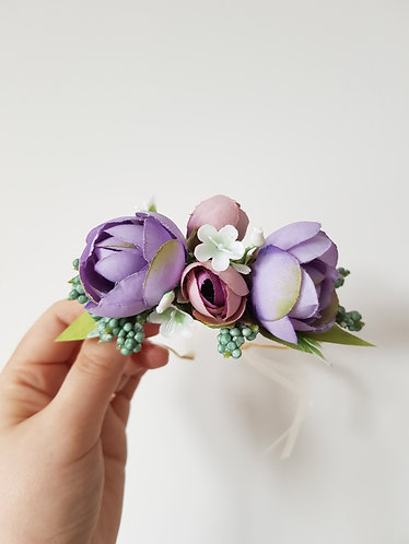 Hand Made Pet Flower Crown
