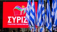 Grecia gira a la izquierda