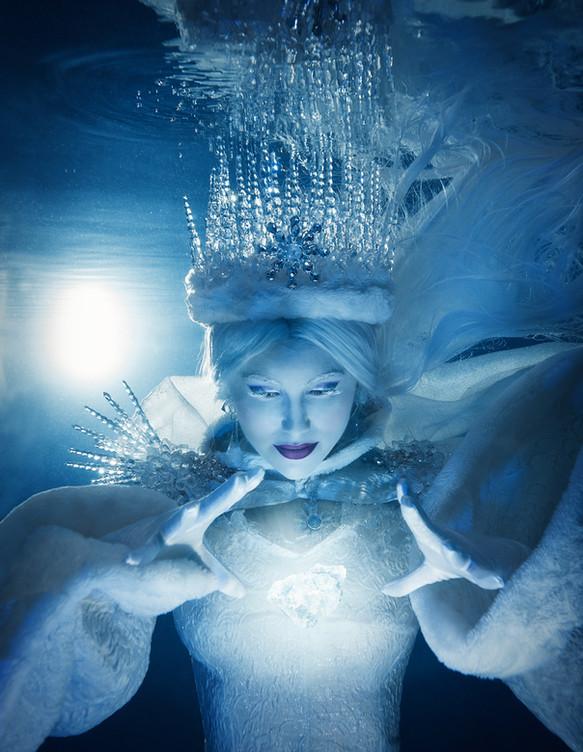 Freya - Magic Birth of an Iceberg