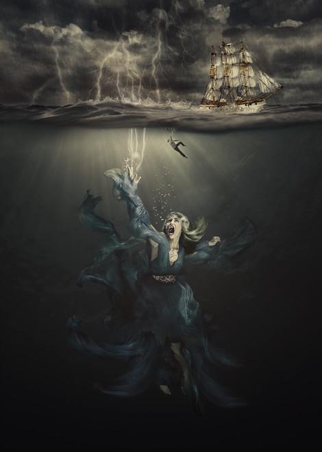 CRISEA, the SEA WITCH