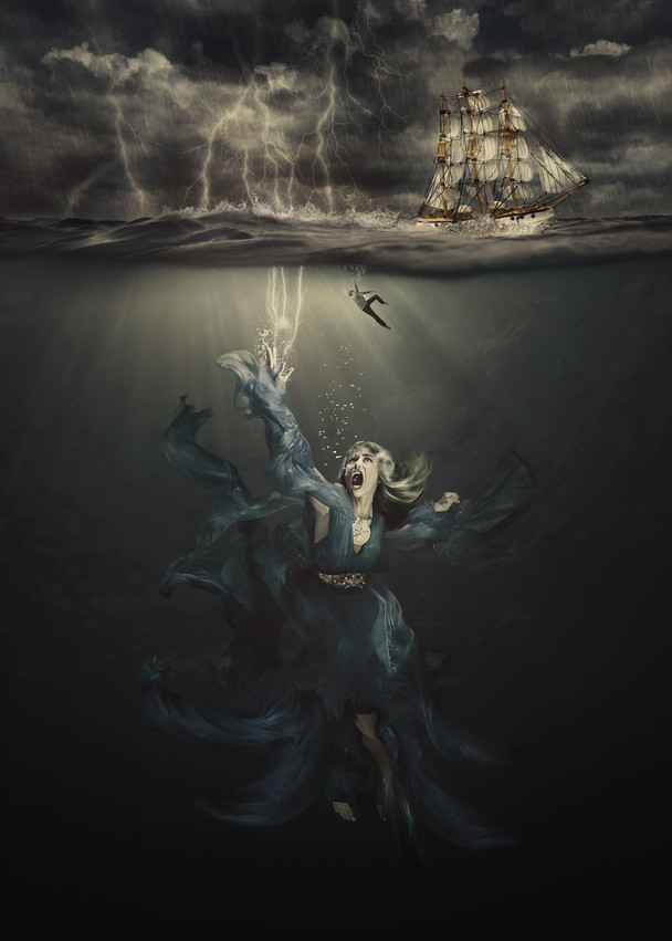 CRISEA, the SEA WITCH