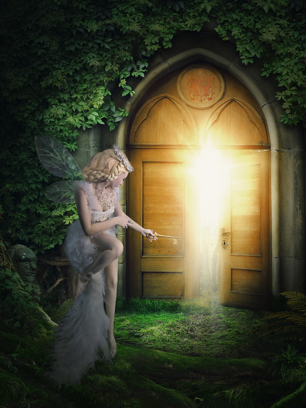 Queen Mab and the key to the Waterland