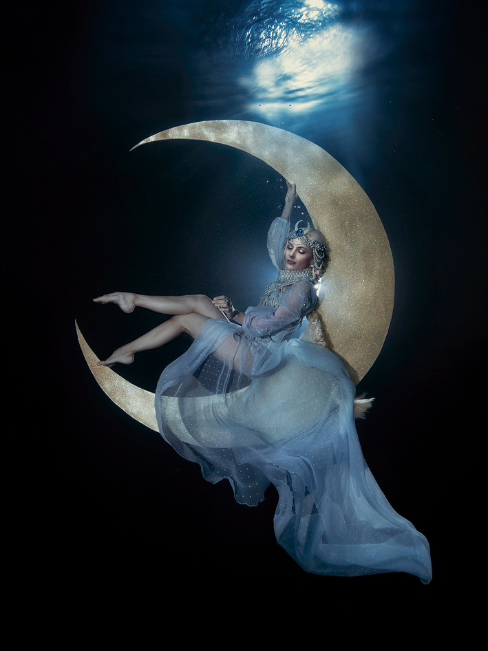 SERENITY, the moon princess