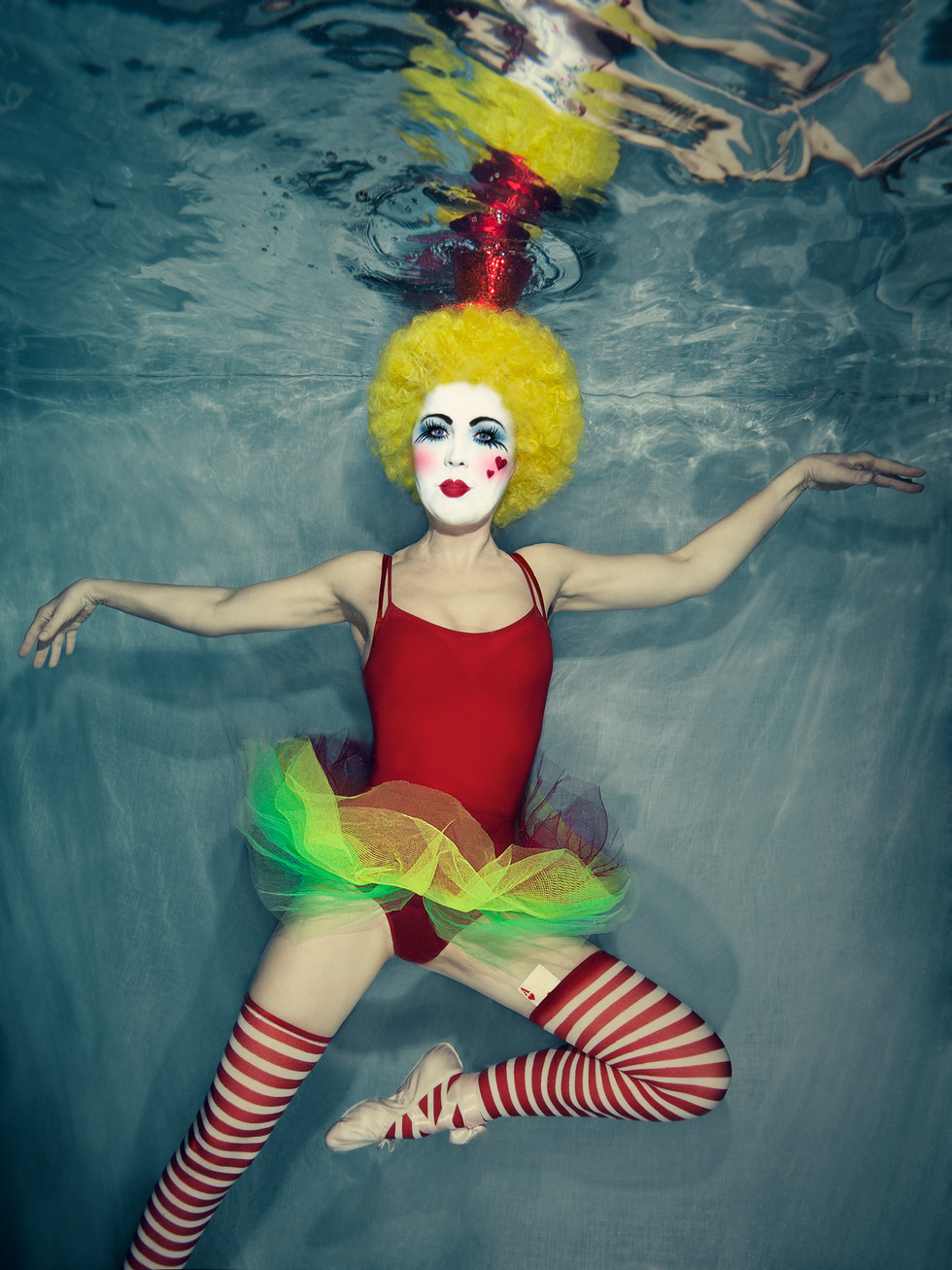 Underwater Circus III.