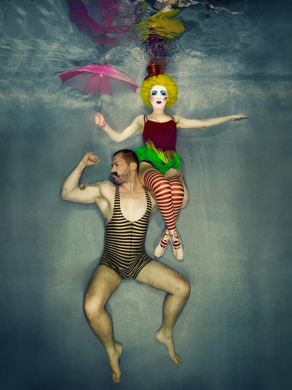 Underwater Circus II.