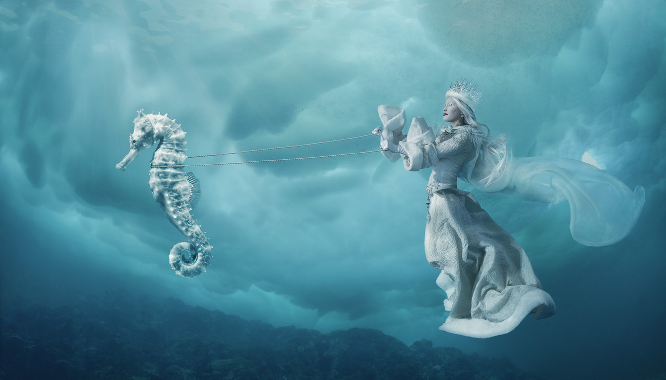 FREYA / Graceful Ride under the Ice