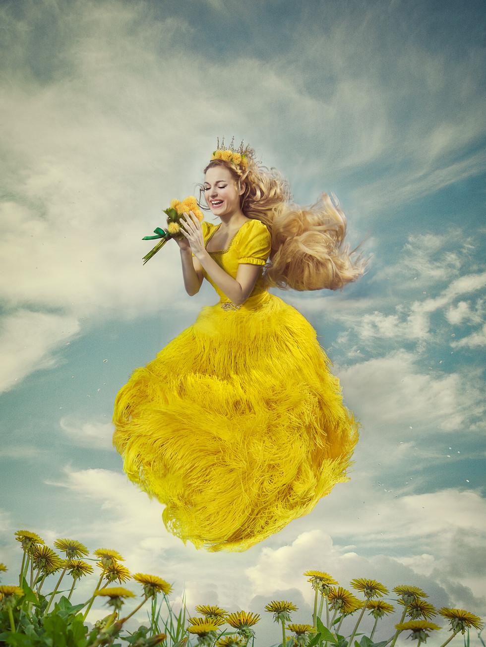 Princess Dandelion