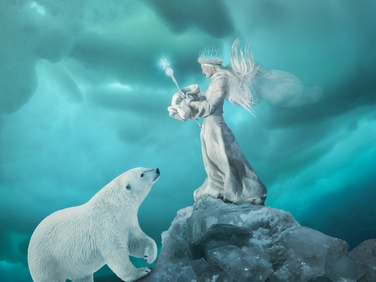 FREYA and the Guardian of the Crystal Valley