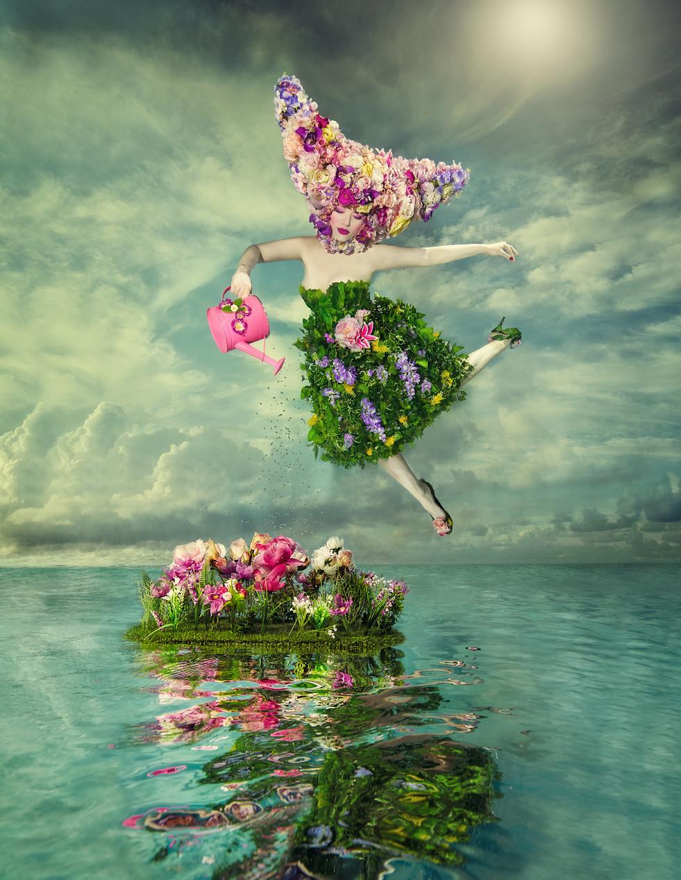 FLORA / the flower fairy