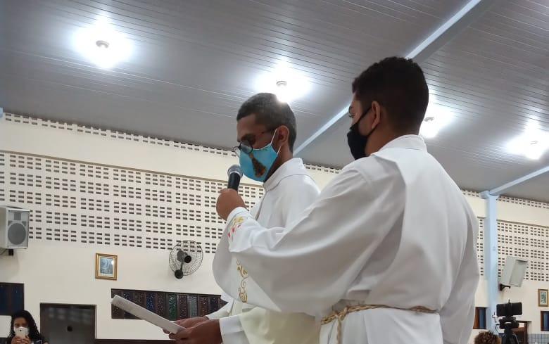 Profissão do Fr. Lázaro