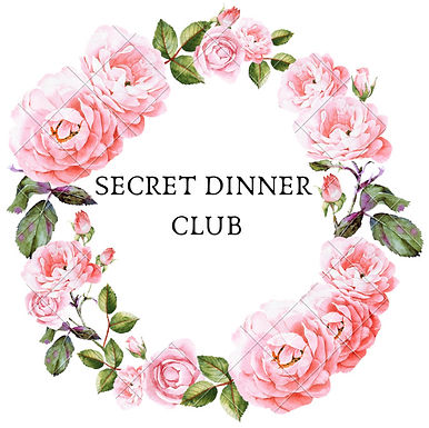 Secret dinner club